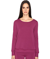 Kate Spade New York x Beyond Yoga - Cozy Fleece Bow Pullover