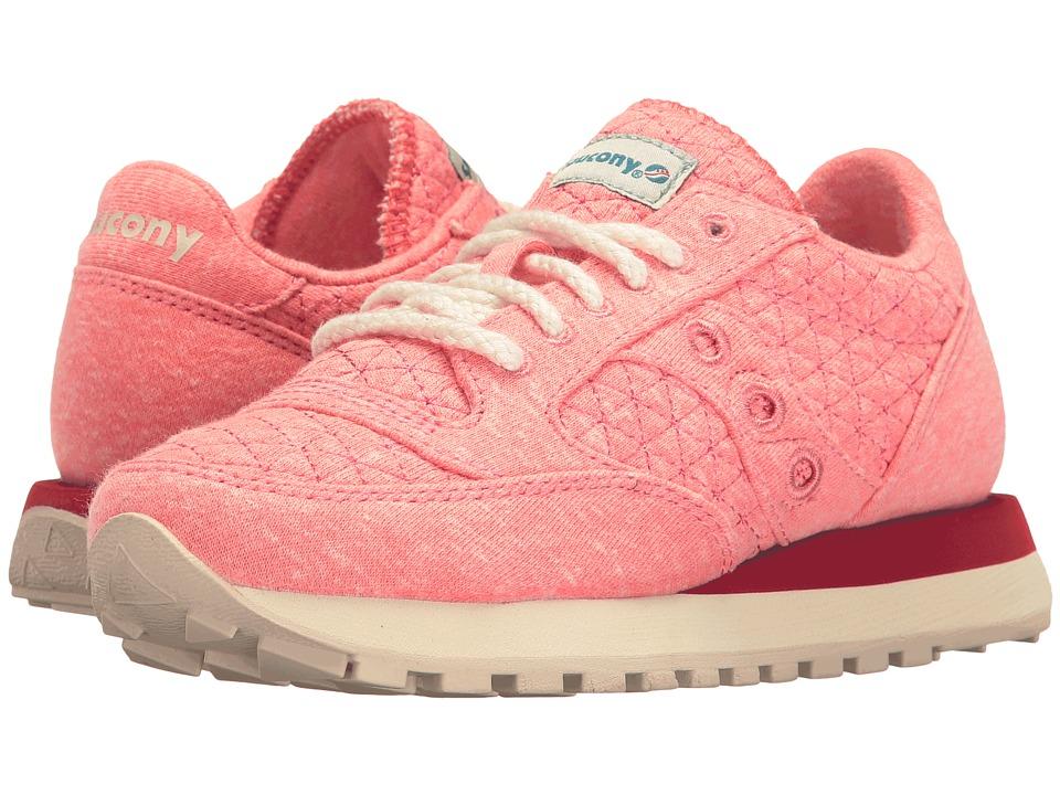 Saucony Originals - Jazz O Cozy (Pink) Womens Classic Shoes