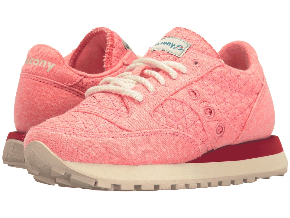 Saucony Originals - Jazz O Cozy (Pink) Women's Classic Shoes