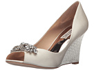 Badgley Mischka - Dara (Ivory Satin)