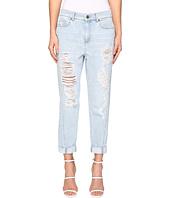 Versace Jeans - Distress Boyfriend Jeans