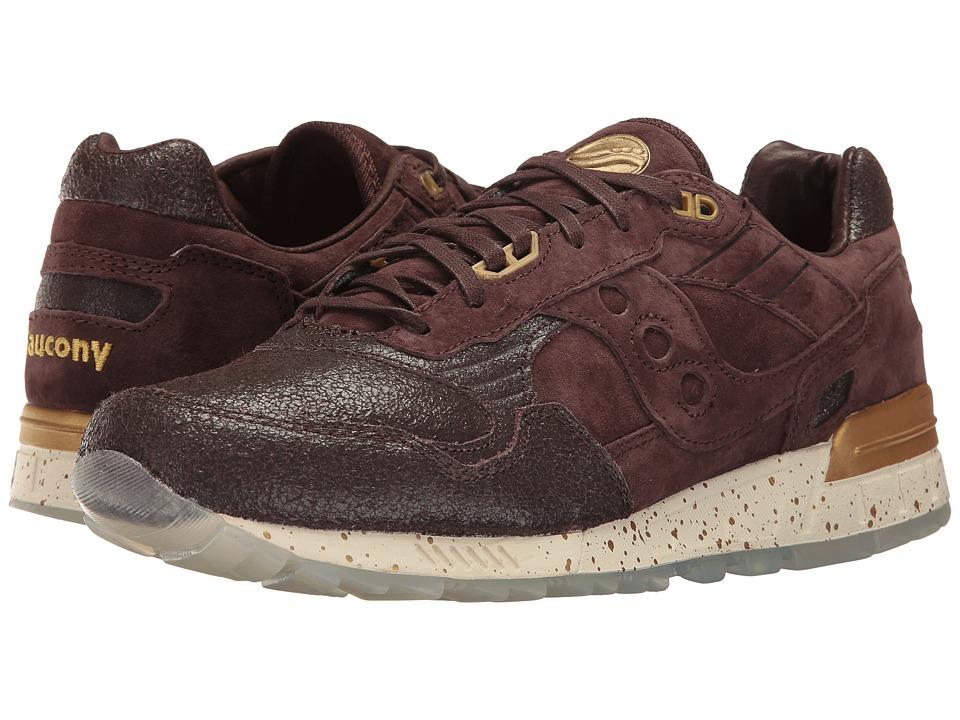 Saucony Originals - Shadow 5000 (Brown) Mens Classic Shoes