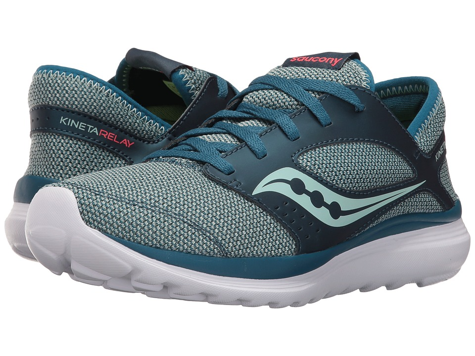 Saucony Kineta Relay (Teal/Mint) Women