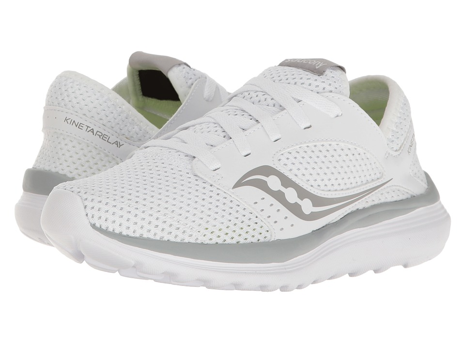 Saucony Kineta Relay (White/Grey) Women