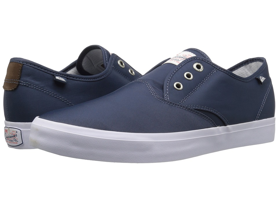 Quiksilver - Shorebreak Deluxe (Blue/White/Blue 2) Men