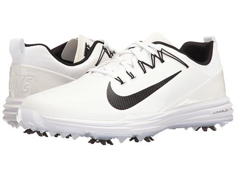 Nike Golf Lunar Command 2 - White/Black/White