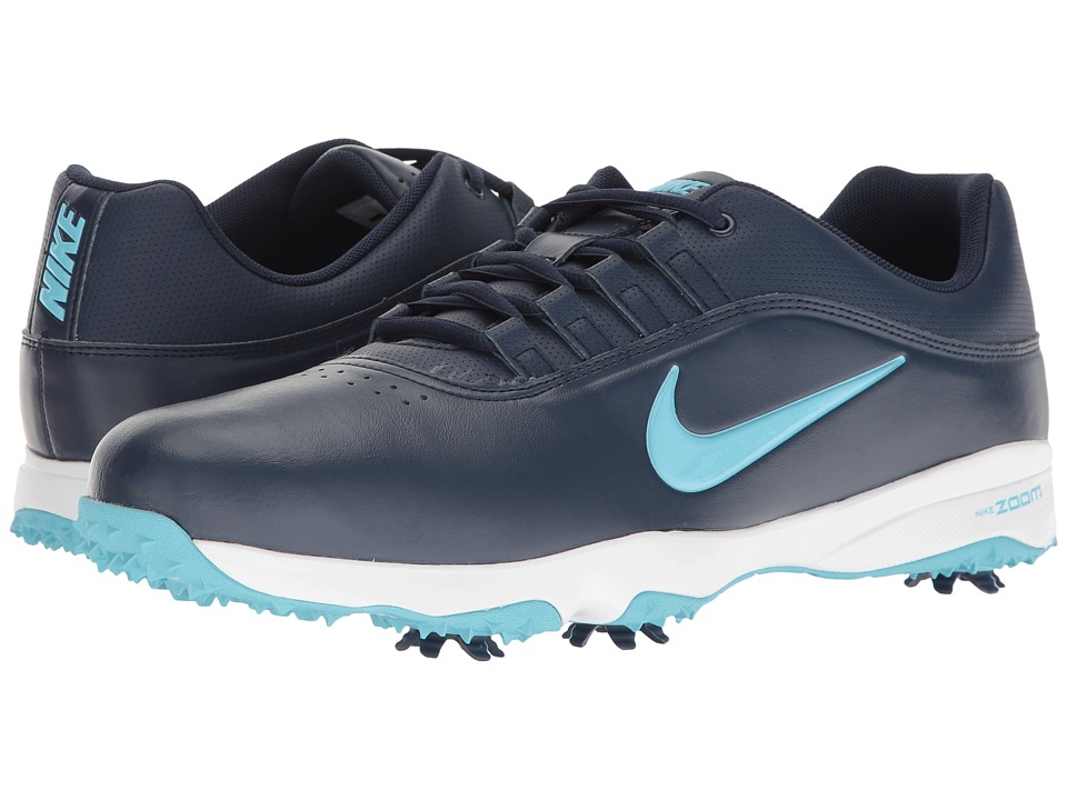 Nike Golf - Air Zoom Rival 5 (Midnight Navy/Vivid Sky/Whi...