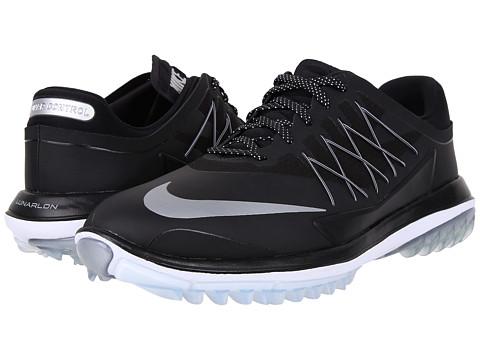 Nike Golf Lunar Control Vapor - Black/Metallic Silver/White