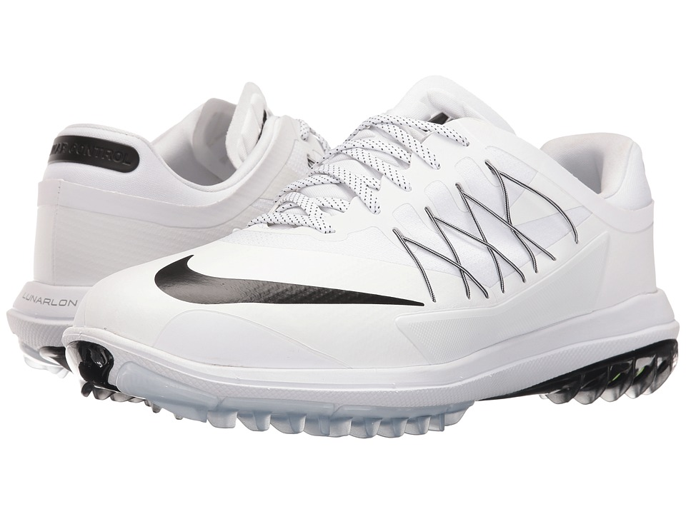 Nike Golf - Lunar Control Vapor (White/Black/White) Men's...