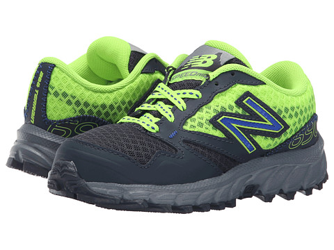 New Balance Kids KT690GGY (Little Kid/Big Kid)