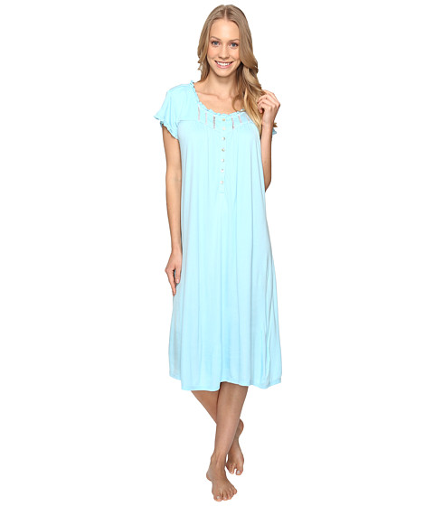 Eileen West Cap Sleeve Waltz Nightgown