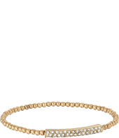 The Sak - Pave Bead Stretch Bracelet