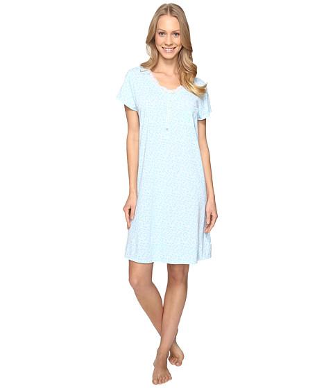 Eileen West Cap Sleeve Short Sleepshirt