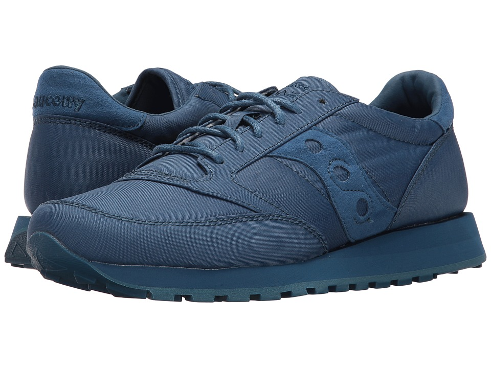 Saucony Originals - Jazz O Mono (Navy) Mens Classic Shoes