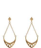 The Sak - Pierced Trapeze Earrings