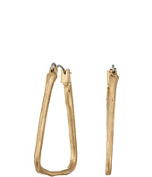 The Sak - Trapezoid Hoop Earrings