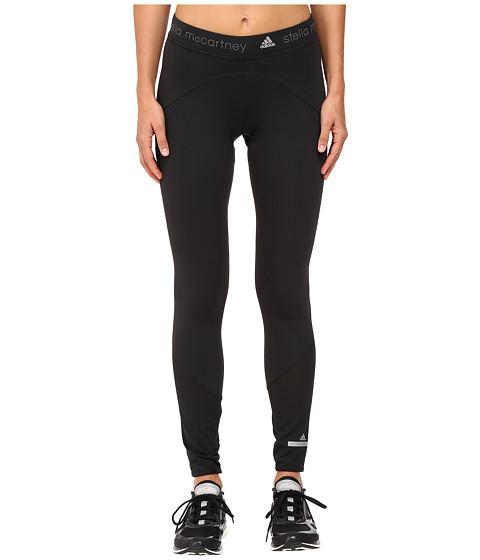 adidas by Stella McCartney Run Clima Long Tights AX7134 - Black