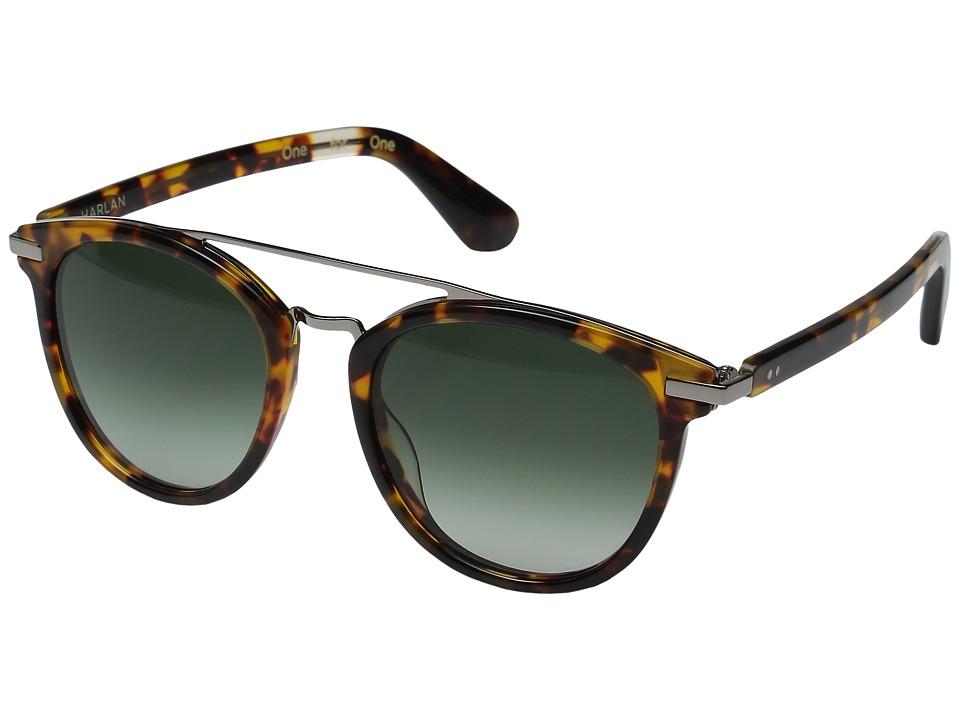 Unique Retro Vintage Style Sunglasses & Eyeglasses TOMS Harlan Havana Tortoise Fashion Sunglasses $149.00 AT vintagedancer.com