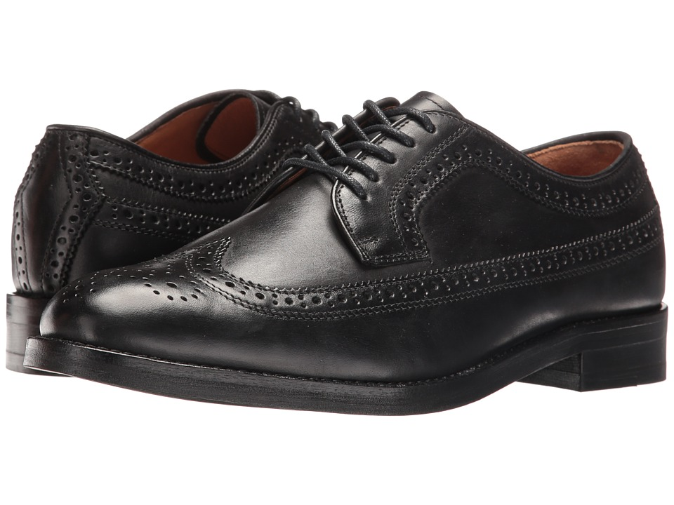 Polo Ralph Lauren Moseley (Black Burnished Leather) Men
