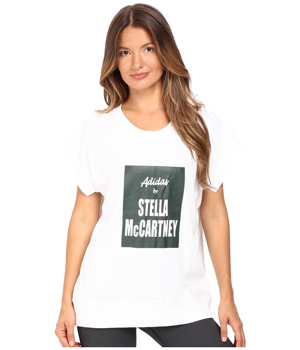 adidas by Stella McCartney - Yoga Tee AX7246 (White) Women