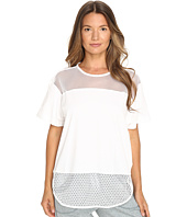 adidas by Stella McCartney - Essentials Mesh Tee AX7108