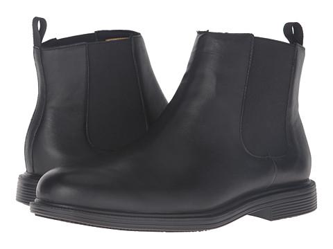 SKECHERS Work Gretna - Chambliss - Black Leather
