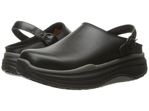 SKECHERS Work Cheriton - Aledo - Black Leather