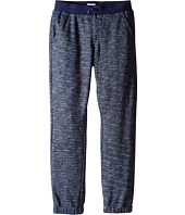 Hudson Kids - Moto Jogger French Terry in Blue Mist (Big Kids)