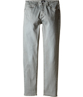 Hudson Kids - Jagger Slim Straight Five-Pocket in Platinum (Big Kids)