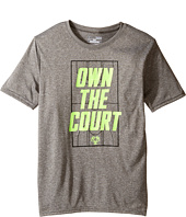 Under Armour Kids - Own The Court Short Sleeve Tee (Big Kids)