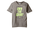 Own The Court Short Sleeve Tee (Big Kids)