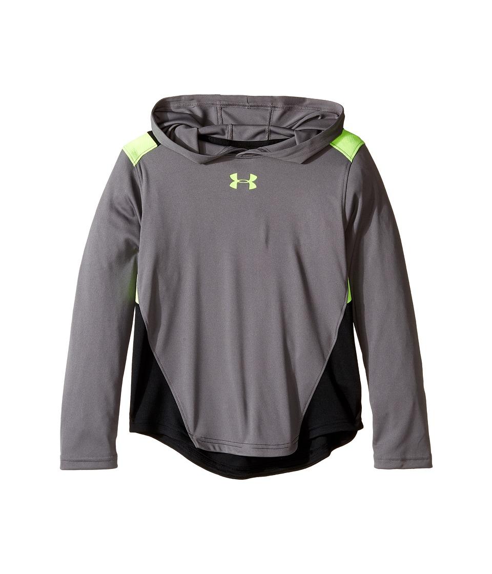Under Armour Kids - Select Shooting Shirt (Big Kids) (Graphite/Black) Boys Clothing