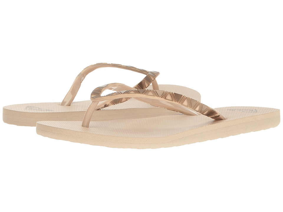 Roxy Bermuda Molded (Tan) Women