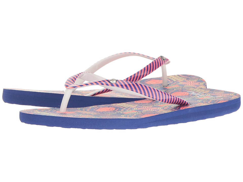 Roxy Portofino (Red/Blue) Women