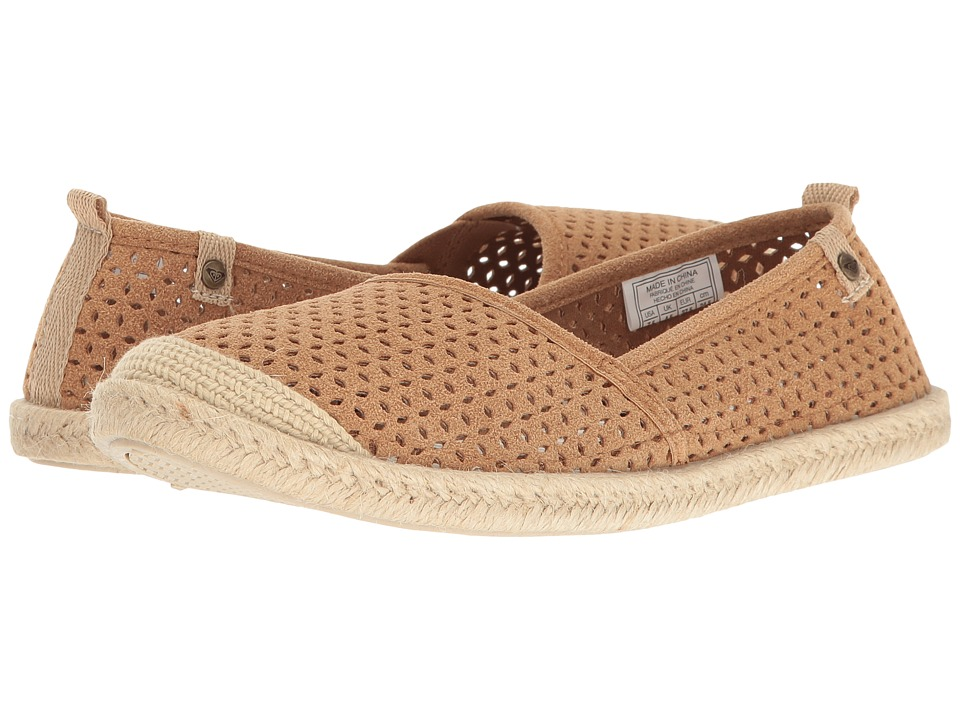 Roxy Flamenco (Tan) Women