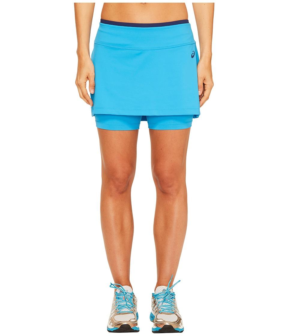 ASICS Tennis Club Booty Skort (Diva Blue) Women