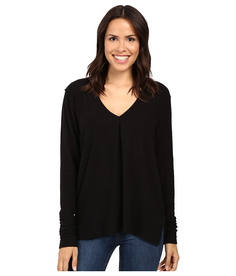 Project Social T Kinley Front Tuck Long Sleeve