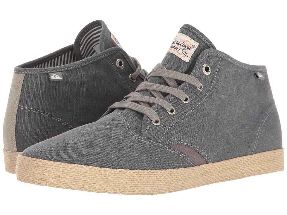 Quiksilver Shorebreak Mid ESP (Grey/Grey/Grey) Men