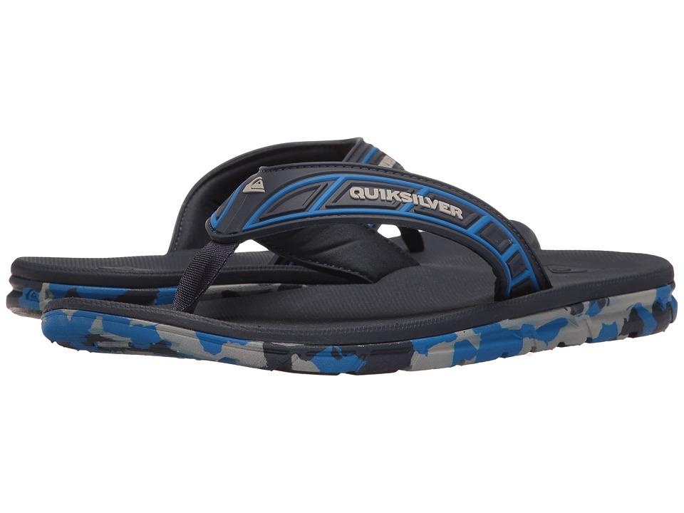 Quiksilver Flow (Blue/Blue/Grey) Men