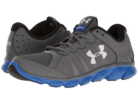 Under Armour UA Micro G® Assert 6 - Graphite/Ultra Blue/White