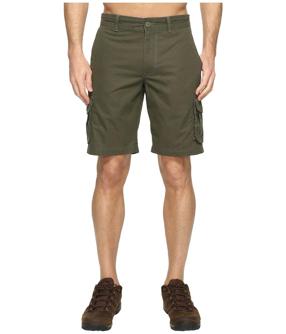 Columbia Chatfield Range Shorts (Peatmoss) Men