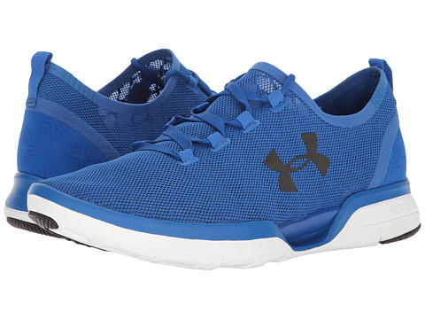 Under Armour UA Charged Coolswitch Run - Ultra Blue/White/Black