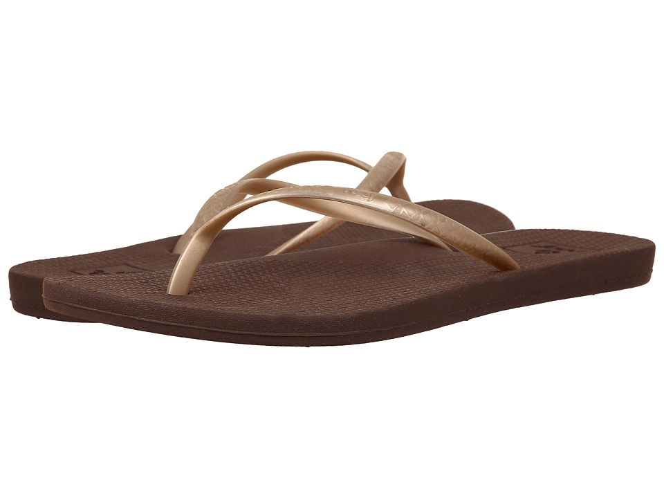 Reef - Escape Lux (Coffee) Women's Sandals