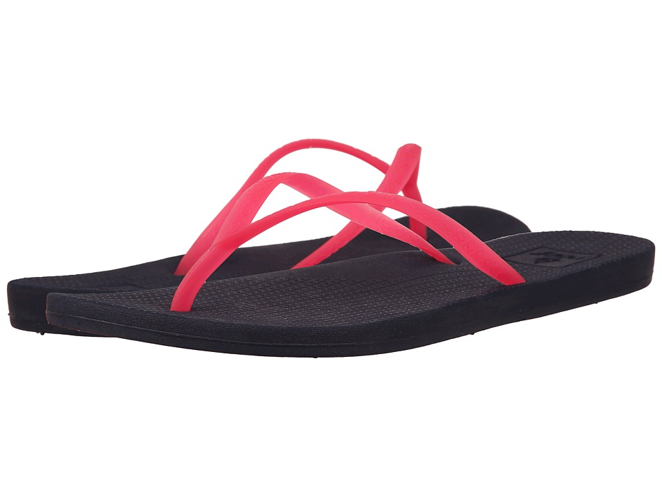 Reef Escape Lux (Charcoal/Pink) Women