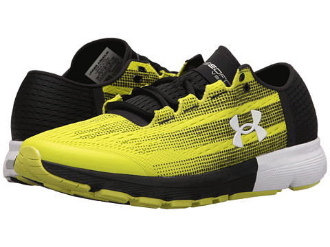 Under Armour UA SpeedForm® Velociti - Smash Yellow/Black/White