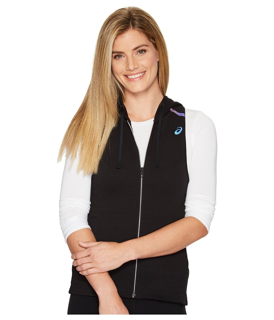 ASICS - Racerback Hooded Vest