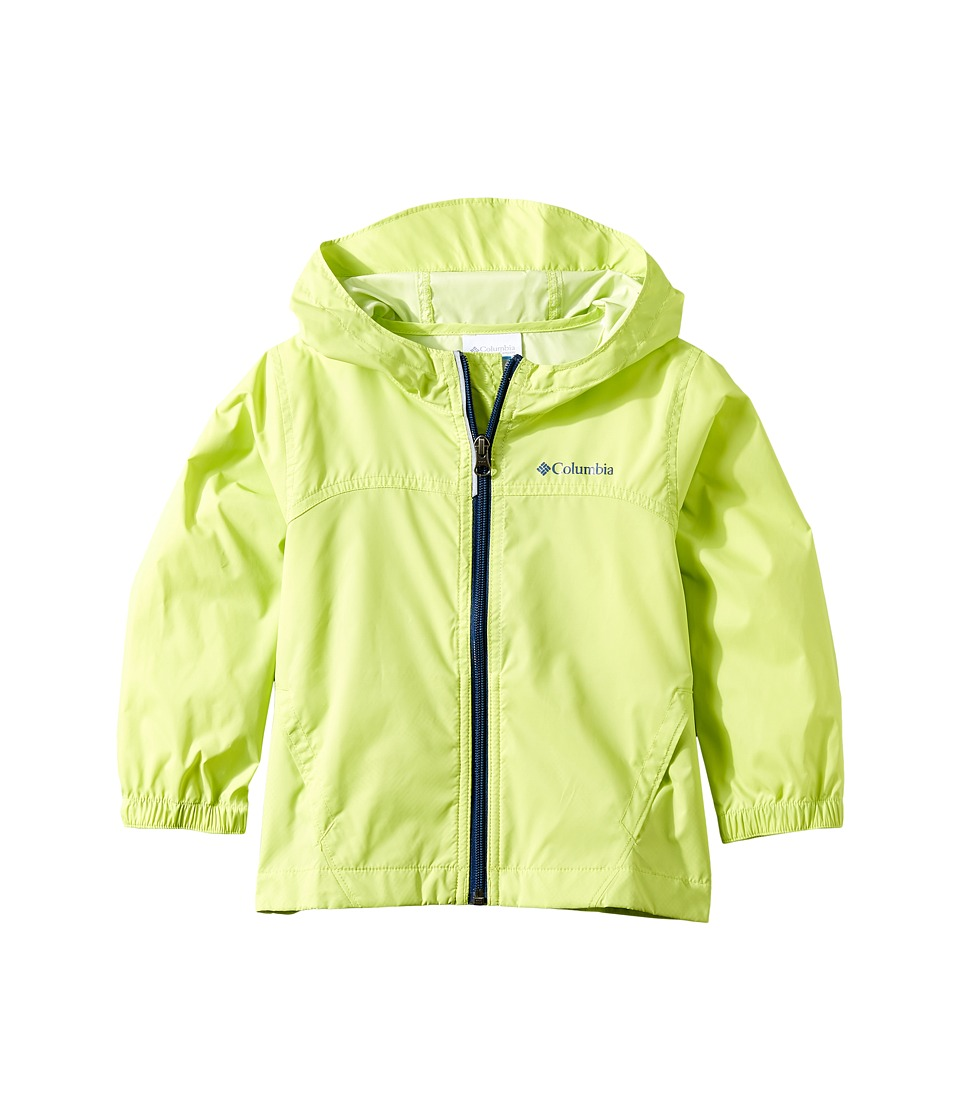 Columbia Kids Glennaker Rain Jacket (Toddler) (Voltage/Carbon) Boy