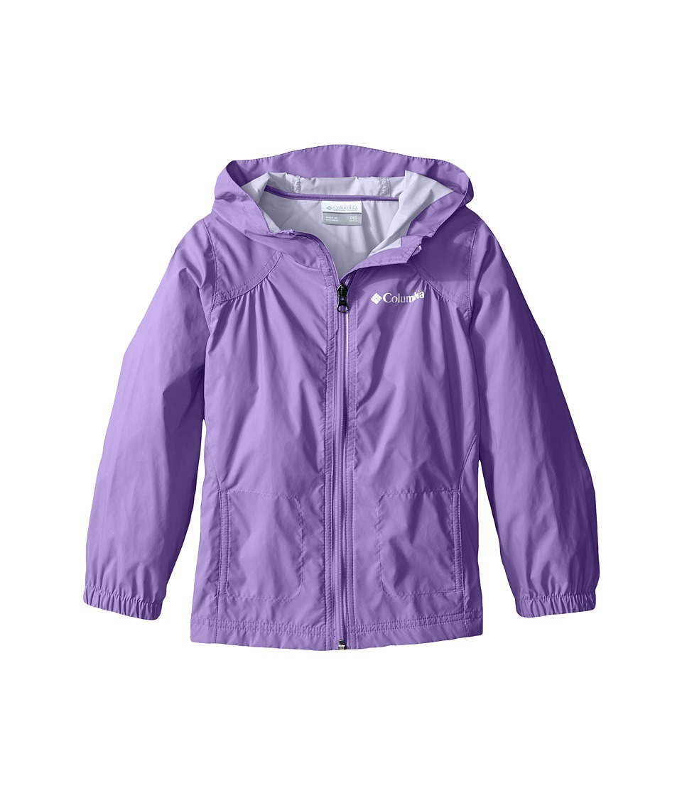 Columbia Kids Switchback Rain Jacket (Toddler) (Grape Gum) Girl