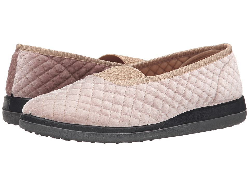 Foamtreads Waltz (Mink Velour) Slippers