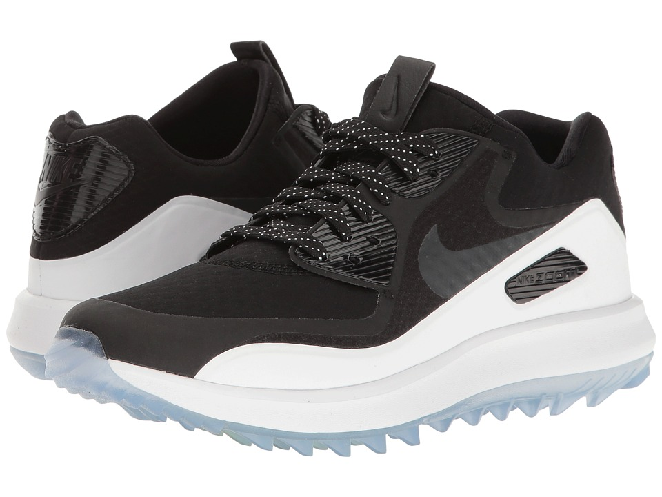 Nike Golf - Air Zoom 90 IT (Black/Anthracite/White/Volt) ...